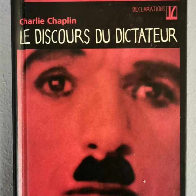 Le discours du dictateur, Editions l'écart