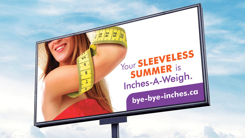Sleeveless Summer Billboard