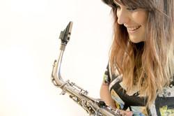 CAT ON SAX: wedding saxophonist