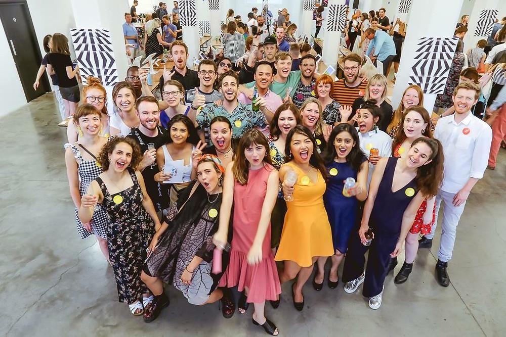 London Row Studio - Shillington Class of 2018