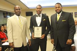 Alpha Service Man Award