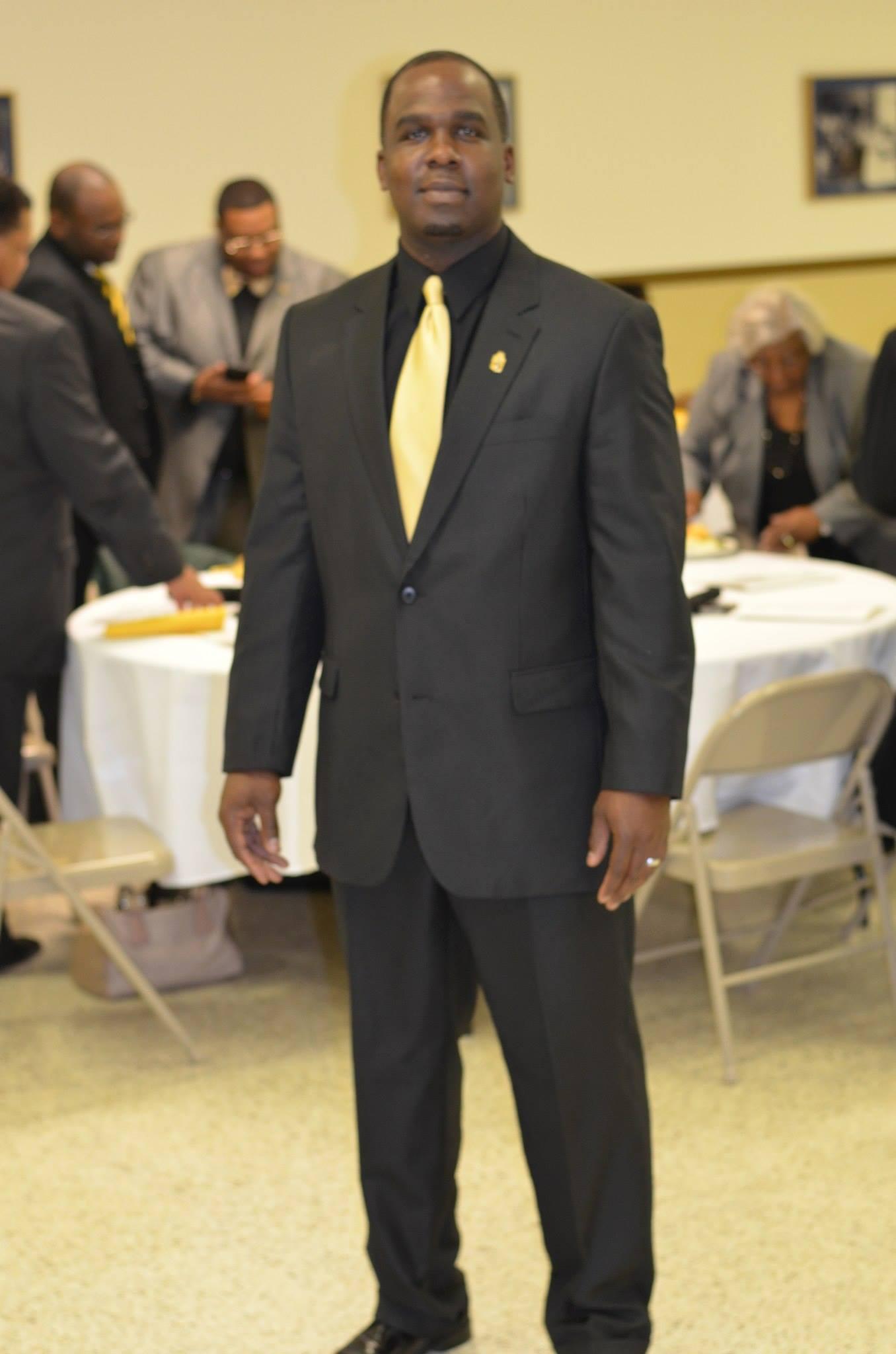 Brother Kedrick Nicholas