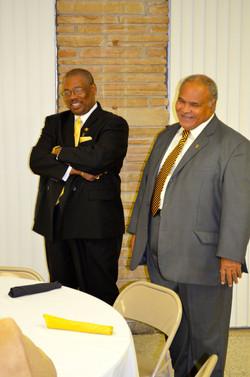 Bro. Stokes and Guidry