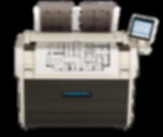 KIP Multi-Touch Printer & Scanner