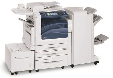Xerox printers and copiers