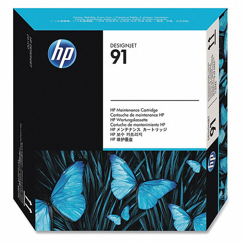 HP 91 Maintenance Cartridge for Z6100 Printer