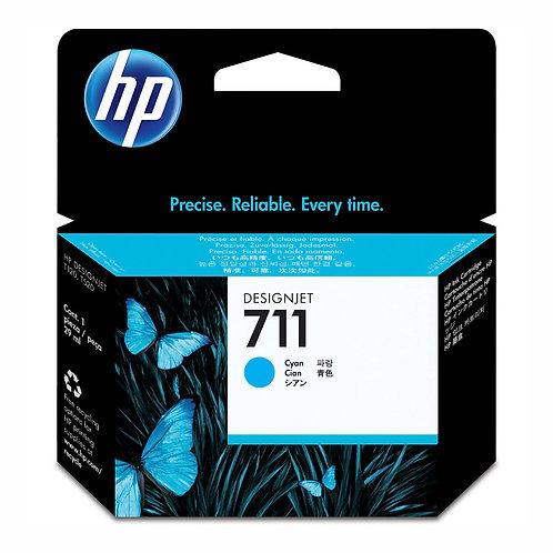 HP 711 Ink Cartridge 29-ml for T520 Printers