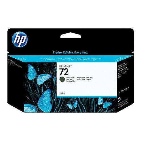 HP 72 Matte 130-ml Ink Cartridge for DesignJet
