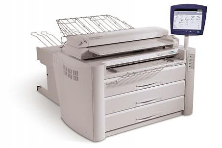 Xerox Wide Format Printer