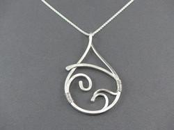 Custom Initial Pendant