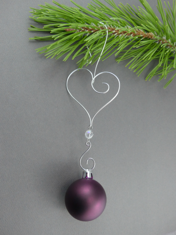 Heart Ornament Hook