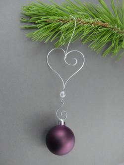 Heart Ornament Hook