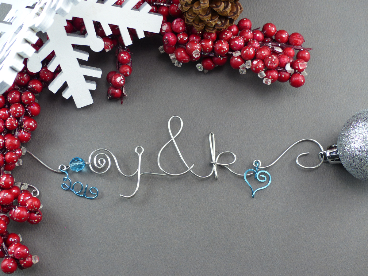 Newlyweds Ornament