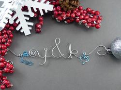 Newlyweds Ornament