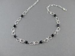 Figure Eight Necklace
