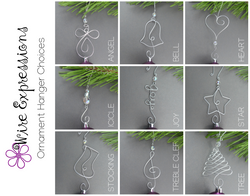 Ornament Hanger Choices