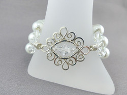 Swirly Loop Bracelet