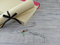 Personalized Wire Bookmark