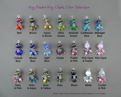 Key Finder Color Choices