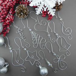 Christmas Ornament Hooks