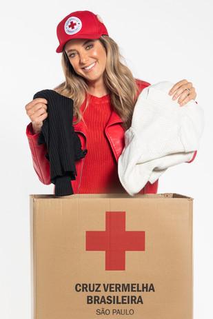 Ticiane Pinheiro - Cruz Vermelha