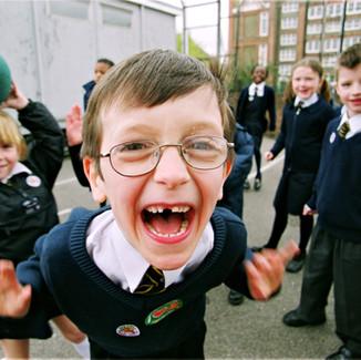 School Break - Londres