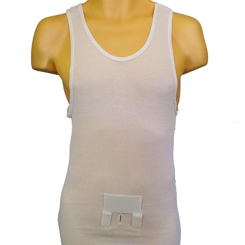 A-Shirt w/ Catheter Pocket