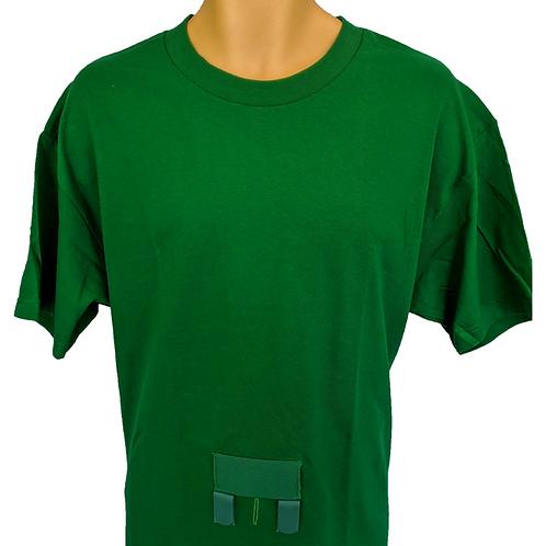 T-Shirt w/ Catheter Pocket