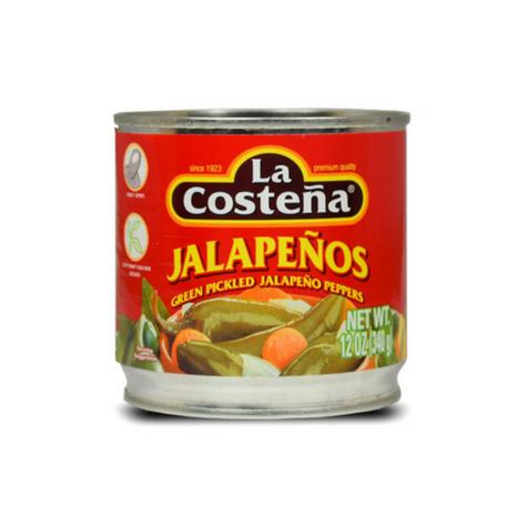 La Costena Jalapeno Whole