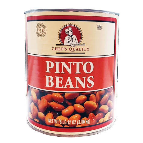 Chef's Quality Pinto Beans
