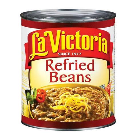 La Victoria Refried Beans
