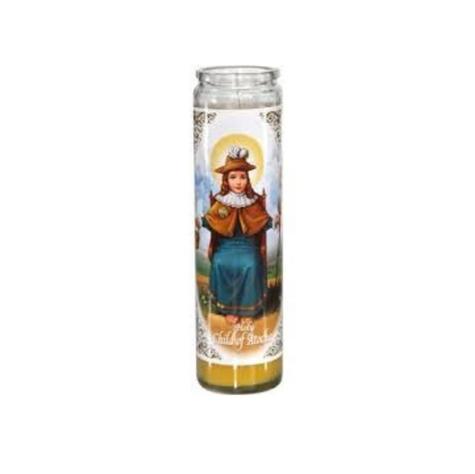 Candle Nino de Atocha