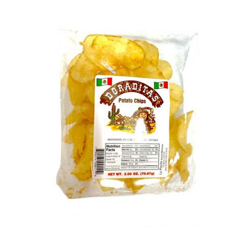 Doraditas Potatoe Chips