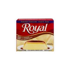 Royal Flan