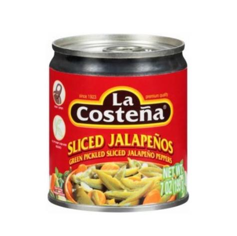La Costena Jalapeno Slices