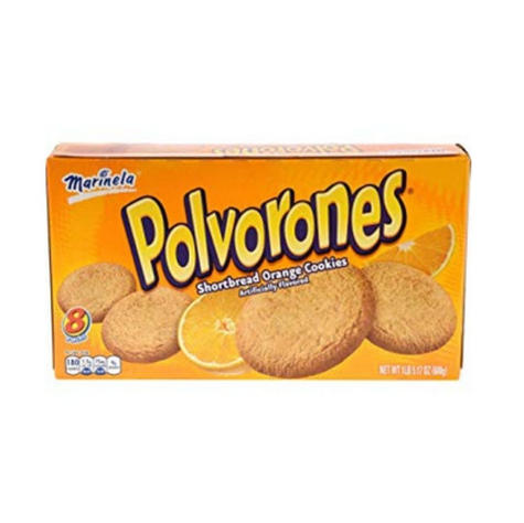Marinela Polvoron Shortbread Cookie