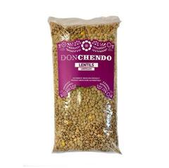 Don Chendo Lentils