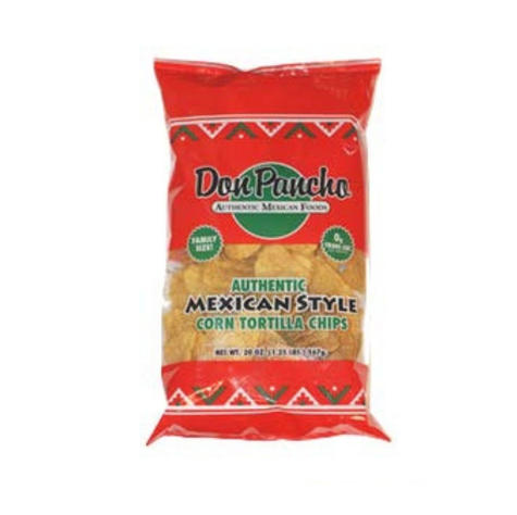 Don Pancho Mexican Style Chips
