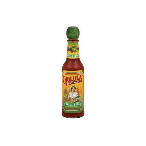 Cholula Salsa Chili Lime