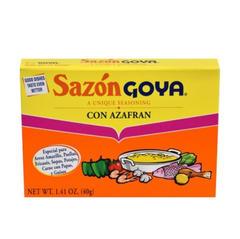Goya Sazonador with Saffron