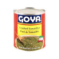 Goya Crushed Tomatillo