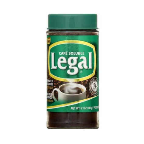 Cafe Legal Decaf