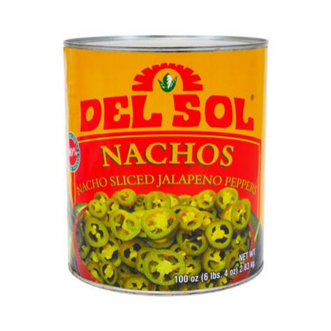 Del Sol  Sliced Nacho Jalapeno