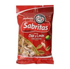 Sabritas Peanuts Chile-Limon