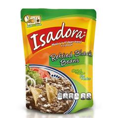 Isadora Refried Black Beans