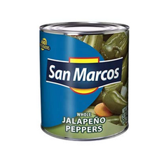 San Marcos Whole Jalapenos