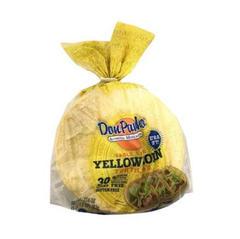 Don Pancho Yellow Corn Tortilla