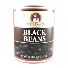 Chef's Quality Black Beans