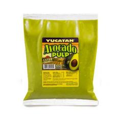 Yucatan Avocado Pulp