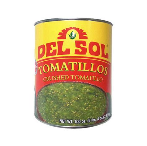 Del Sol Crushed Tomatillo